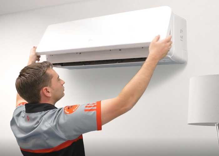 aircon installer