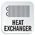 Blue Fin Heat Exchanger
