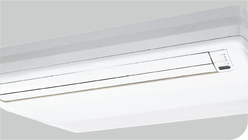 VRF Indoor Header ceiling