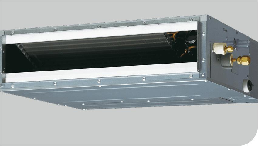 VRF Indoor Header slim duct